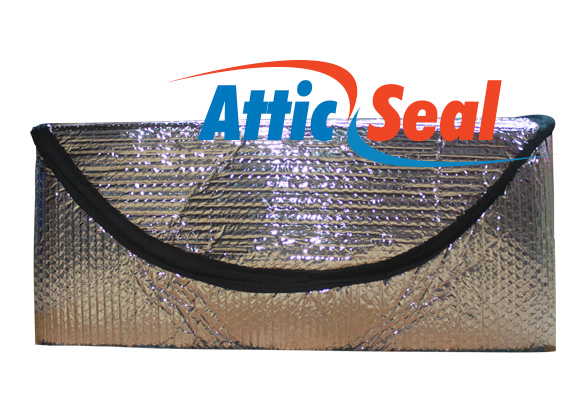 Attic Seal Attic Door Cover  sc 1 st  Attic Covers & Attic Seal™ Attic Door Insulation Cover