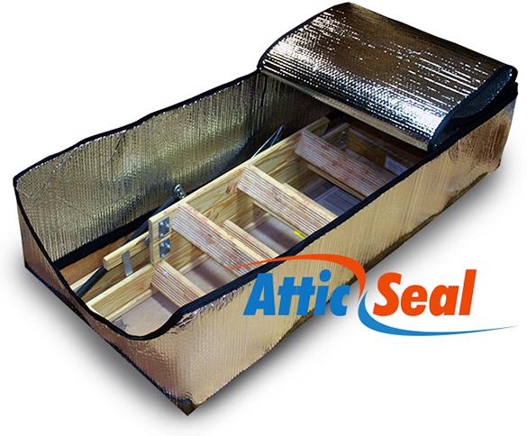 Attic Seal Attic Door Insulation Cover
